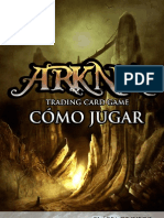 Arkna Manual Como Jugar