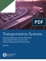 Transportation Base Plan 5-21-07