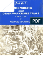 Nuremberg and Other War Crimes Trials