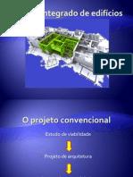 Projeto integrado de edifícios