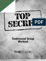 TheRack®_TestWorkout