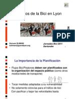 Bici en Lyon Red Transporte