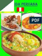 84 Recetas de Cocina Peruana