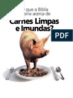 Carnes Limpas e Imundas