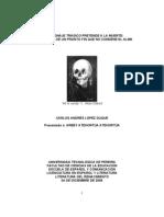 La Muerte en William Shakespeare