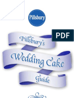 Booklet - Pillsbury Wedding Cake
