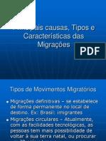 migrações internacionais - prof angelita scalamato