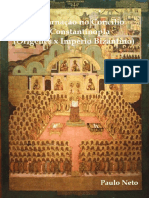 Reencarnação No Concílio de Constantinopla - Orígenes x Império Bizantino