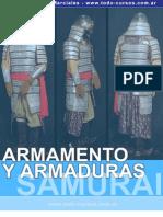Armas de Los Samurai