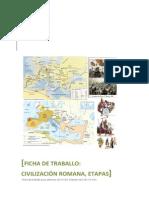 EVOLUCIÓN E ORGANIZACIÓN POLÍTICA ROMA