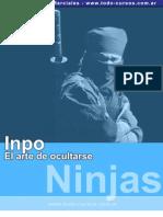 Inpo - El Arte Ninja de Ocultarse