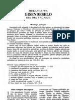 Genesis, OT - Phende Language