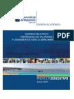 Proyecto Educativo Uv (Docto. de Trabajo)-1