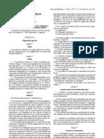 Lei 8 2012 Dos Compromissos