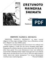 Help From Above [Gospel Tract] - Maasai Language