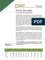 BIMBSec - Oil & Gas Sector Update - 20120507
