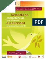CURSO Desarrollo de Competencias 2012