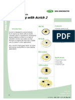 Acrich 2 Application Note