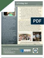 April 2012 E-newsletter