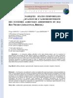 Cardoso Role Des Dynamiques Agrobiodiversite