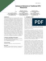 SDSC-TR-2011-2-Hadoop