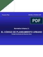 Teórica Normativa Urbana_CPU 2012