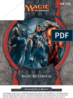 Magic the Gathering Rulebook