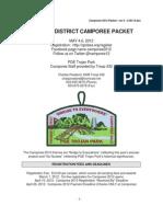 Camporee Packet