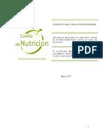 Guia Nutricional Prevencion Renal 2011