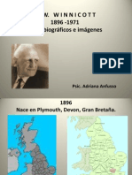 Winnicott Datos Biograficos Con Imagenes