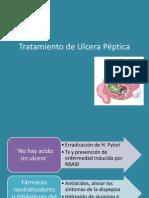 Tratamiento de Ulcera Péptica