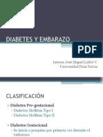 Diabetes y Embarazo Seminario