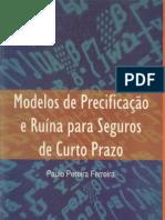 Modelos de Precificação e Ruína para Seguros de Curto Prazo