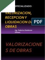 91717116 a Expo Sic Ion Valorizaciones de Obra