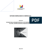 05 - Informe Hidraulico e Hidrologico - Tropezon Las Anonasdocx