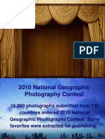 National Geographic 2010 Photography Contest