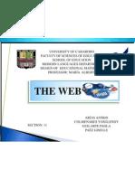 Presentación the web 222