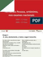 FPessoa Nos Exames