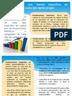 C) Costo de Una Fuente Especifica de.pptx3RA
