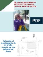 DIBUJO DE UN LEVANTAMIENTO PLANIMÉTRICO CON CIVILCAD