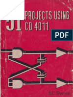 Electronic A 51 Projects Using CD4011