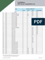 Belkin Print Server List