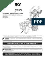 HU80432 Manual