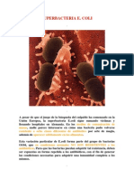 Super Bacter E Coli