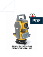 Manual de Capacitacion-Trimble M3-Geocom
