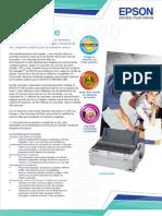 Manual Impresora FX890