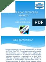 web semantica UTA