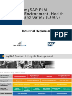 EH&S Industrial Hygiene E