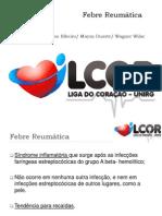 Febre reumática-LCOR
