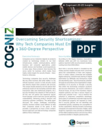 Overcoming Security Shortcomings